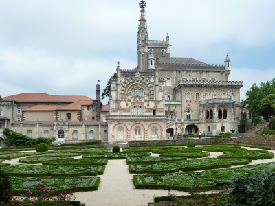 Palace at Bucaco