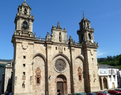 Mondonedo cathedral