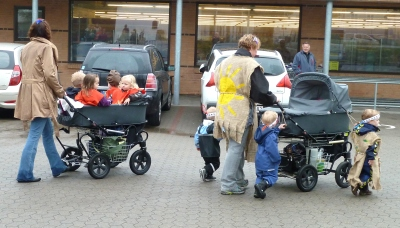 Large childrens buggies