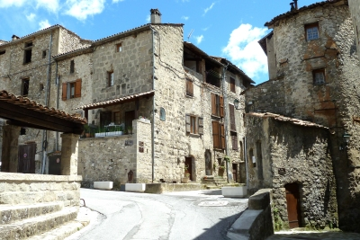 Annot old town