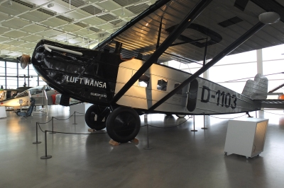 Dornier museum early airliner