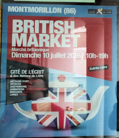 Angles sur Anglin British market poster