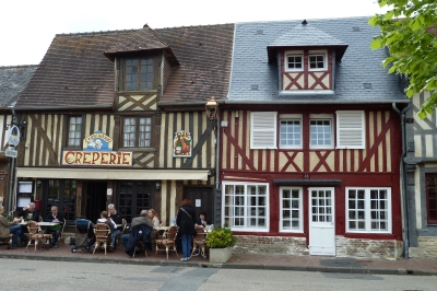 Beuvron en Auge Normandy