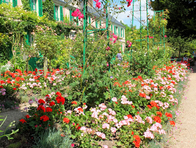 Giverny - Monets garden
