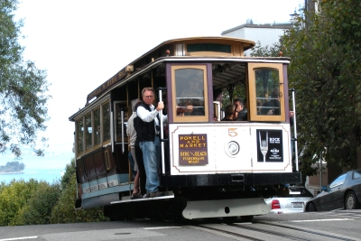 cable car SF
