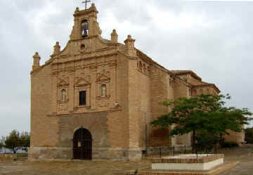 Sanctuary of the Virgin del Yugo