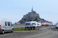 aire at Mont st Michel