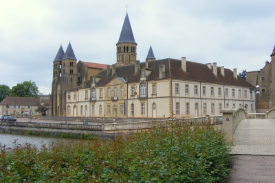 Paray le Monial abbey