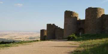 View from Castillo de Loarre