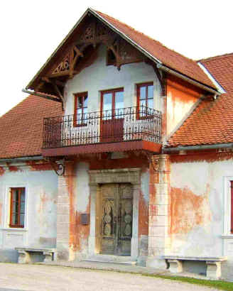 Old house in Varpolje