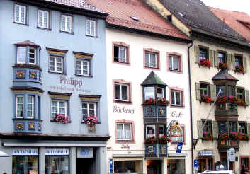 Rottweil town centre