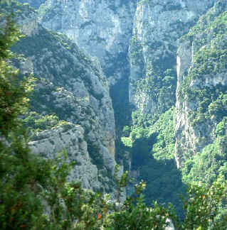 Grande Canyon du Verdon
