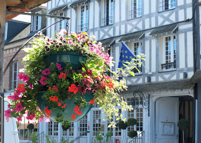 To Giverny And The Coast